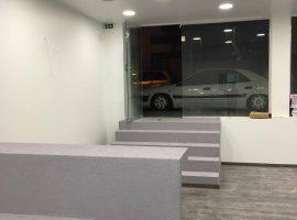 Ανακαίνιση επαγγελματικού χώρου στην περιοχή του Κορυδαλλού