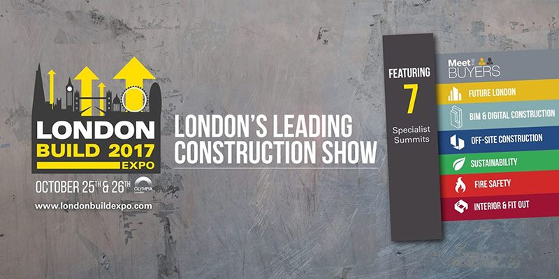 To Meremeti στην Έκθεση London Build 2017