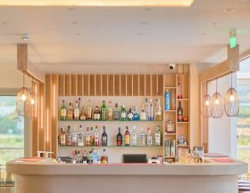 Ανακάινιση Reception & Bar ξενοδοχείου